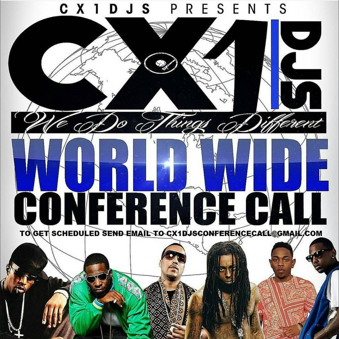 Qualah attended Cx1 Worldwide Conference Call 9/28/2017